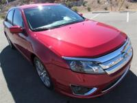 This 2010 Fusion has great power, fun to drive and very