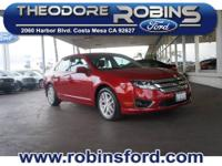 CARFAX - ONE OWNER!! Ford Certified, POWER MOONROOF