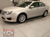 Options:  2010 Ford Fusion 4Dr Sdn Sel Awd|4-Wheel