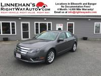 You are looking at a very low mileage 2010 Ford Fusion