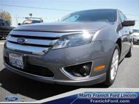 2010 Ford Fusion SEL Sedan 4D Our Location is: Marty