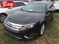 This outstanding example of a 2010 Ford Fusion SEL is