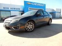 This 2010 Ford Fusion is offered to you for sale by Bob