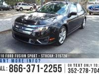 2010 Ford Fusion SPORT. Stock #: 31572A-EB. Inquire