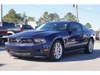 2010 Ford Mustang 2 Dr Coupe V6 Premium Our Location