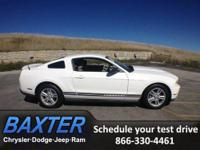 2010 Ford Mustang 2dr Car V6 Our Location is: Baxter