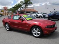 2010 FORD Mustang Ford certified call us for details