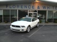 Options Included: N/AAt Florence & White Ford our goal