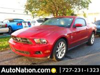 2010 Ford Mustang Our Location is: Autoway Ford - St.