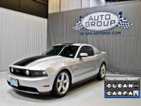 2010 FORD MUSTANG GT: BRILLIANT SILVER METALLIC/