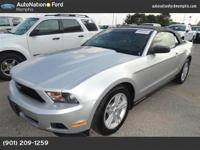 2010 Ford Mustang. Our Location is: AutoNation Ford