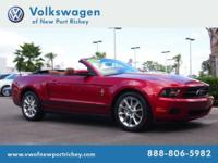 2010 FORD Mustang Coupe 2dr Conv V6 Our Location is: