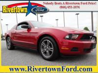 2010 Ford Mustang Coupe 2dr Cpe V6 Premium Our Location