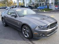 SHELBY- 5.4L V8 32V Supercharged, Car Fax One Owner,