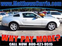 2010 FORD Mustang Coupe Our Location is: