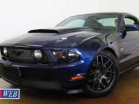 2010 Ford Mustang GT Track five SPD Navigation with