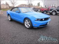 This 2010 Ford Mustang GT Premium boasts features like