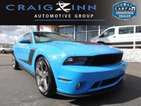 PREMIUM & KEY FEATURES ON THIS 2010 Ford Mustang