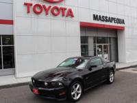 This 2010 Ford Mustang GT is proudly offered by Toyota