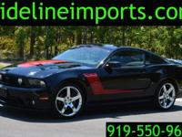 Super clean and well cared for Mustang GT ROUSH 427R
