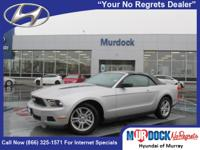 2010 Ford Mustang V6, Just Traded In, Only 61,613