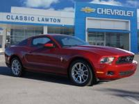 Detroit Muscle! Wild Horses! This beautiful 2010 Ford
