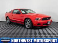 Clean Carfax Two Owner Coupe with Steering Wheel Audio