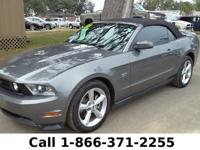 2010 Ford Mustang Features: Warranty - Keyless Entry -
