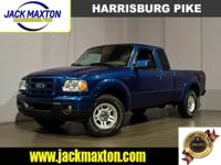 Our 2010 Ford Ranger 2WD 4dr SuperCab 126 Sport cloaked