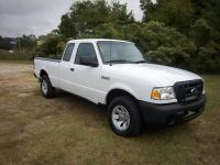 Options:  2010 Ford Ranger Xl 4X2 2Dr Supercab