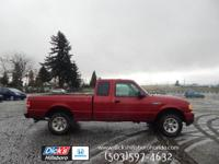 SIRIUS Satellite Radio! Super Cab! Nice truck with only