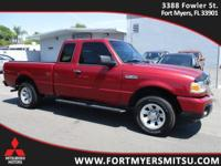 2010 Ford Ranger XLT in Redfire Metallic, 2010 Ford