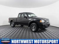 Clean Carfax Manual Truck with Towing Package!