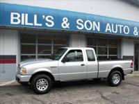 **One Owner** 2010 FORD Ranger Supercab XLT 4X4 ***