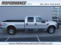 Ford Certified, CARFAX 1-Owner, ONLY 36,225 Miles! XLT