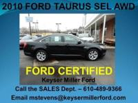 This Ford Certified Pre-owned vehicle has gone through