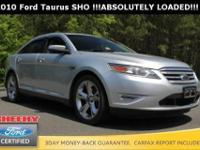 !!!AWD SHO PERFORMANCE, NAVIGATION, MOONROOF,