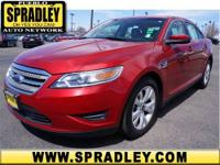 2010 Ford Taurus 4dr Car SEL Our Location is: Spradley