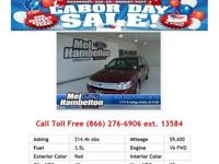 2010 Ford Taurus Black Limited 4dr Sdn Limited FWD