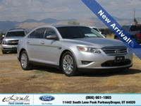 Scores 27 Highway MPG and 18 City MPG! This Ford Taurus