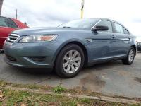 Options:  2010 Ford Taurus |Blue Exterior|Stock