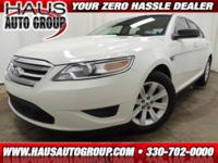 2010 Ford Taurus Sedan SE Our Location is: Haus Auto