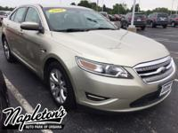 Recent Arrival! 2010 Ford Taurus in Beige / Tan. Clean