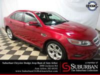 2010 Ford Taurus SEL with ** SONY SOUND SYSTEM ** POWER