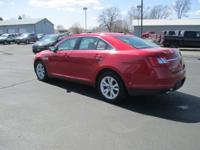 Exterior Color: red candy tinted metallic, Body: Sedan,