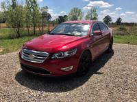 Look at this SHARP Taurus SHO!! LOCAL TRADE! Great