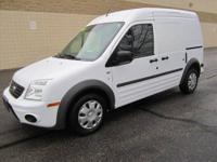 CHECK OUT THIS SPACIOUS 4-Dr 2010 FORD TRANSIT CONNECT