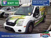 Exterior Color: white, Body: Cargo Van, Engine: 2.0L I4