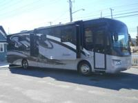 2010 RECREATIONAL VEHICLE WITH 4SLIDES, 8K ONAN