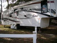 This is a loaded luxury 2010 Forest River Cardinal